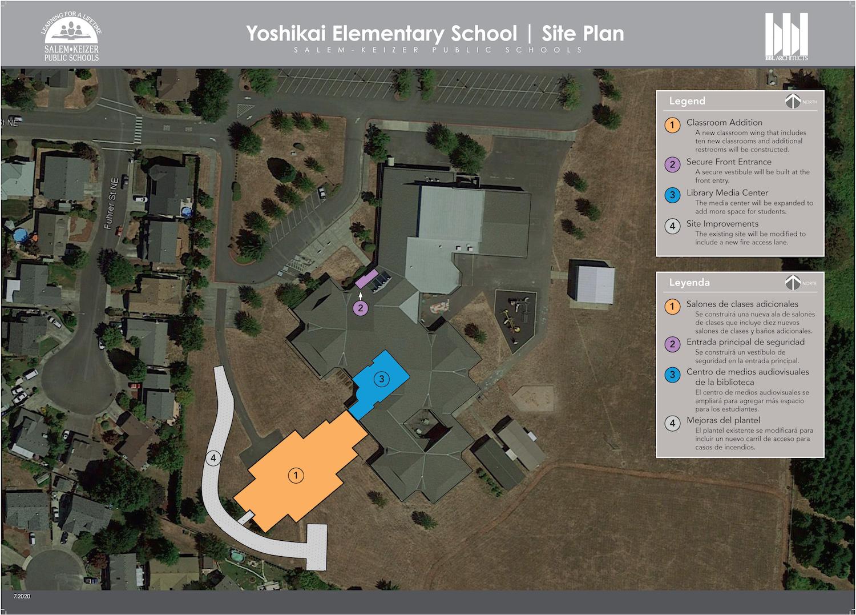 Yoshikai construction plans